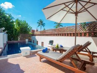 Baiyoke Seacoast Samui Samui - Sun deck at 1 Bedroom Pool Villa