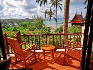 Baiyoke Seacoast Samui Samui - View from balcony