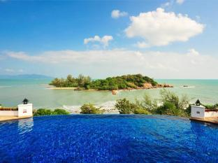 Baiyoke Seacoast Samui Samui - Edge pool with glorious view