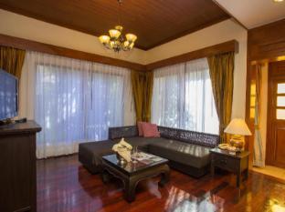 Baiyoke Seacoast Samui Samui - 1 Bedroom Villa living room