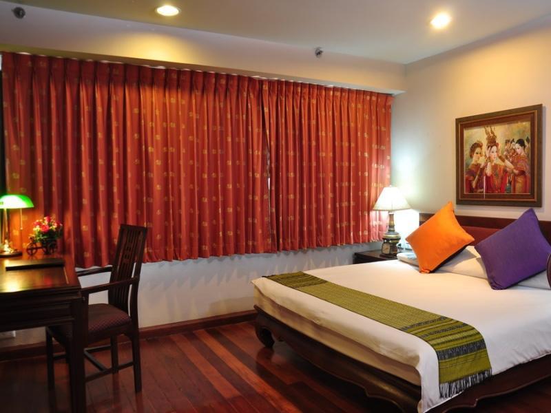 The Siam Heritage Hotel โรงแรมเดอะสยามเฮอริเทจ