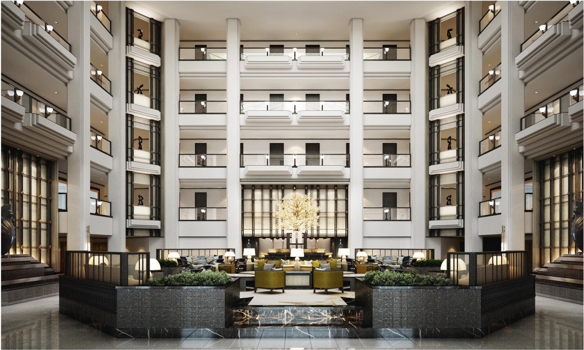 Sima Thani Hotel โรงแรมสีมาธานี
