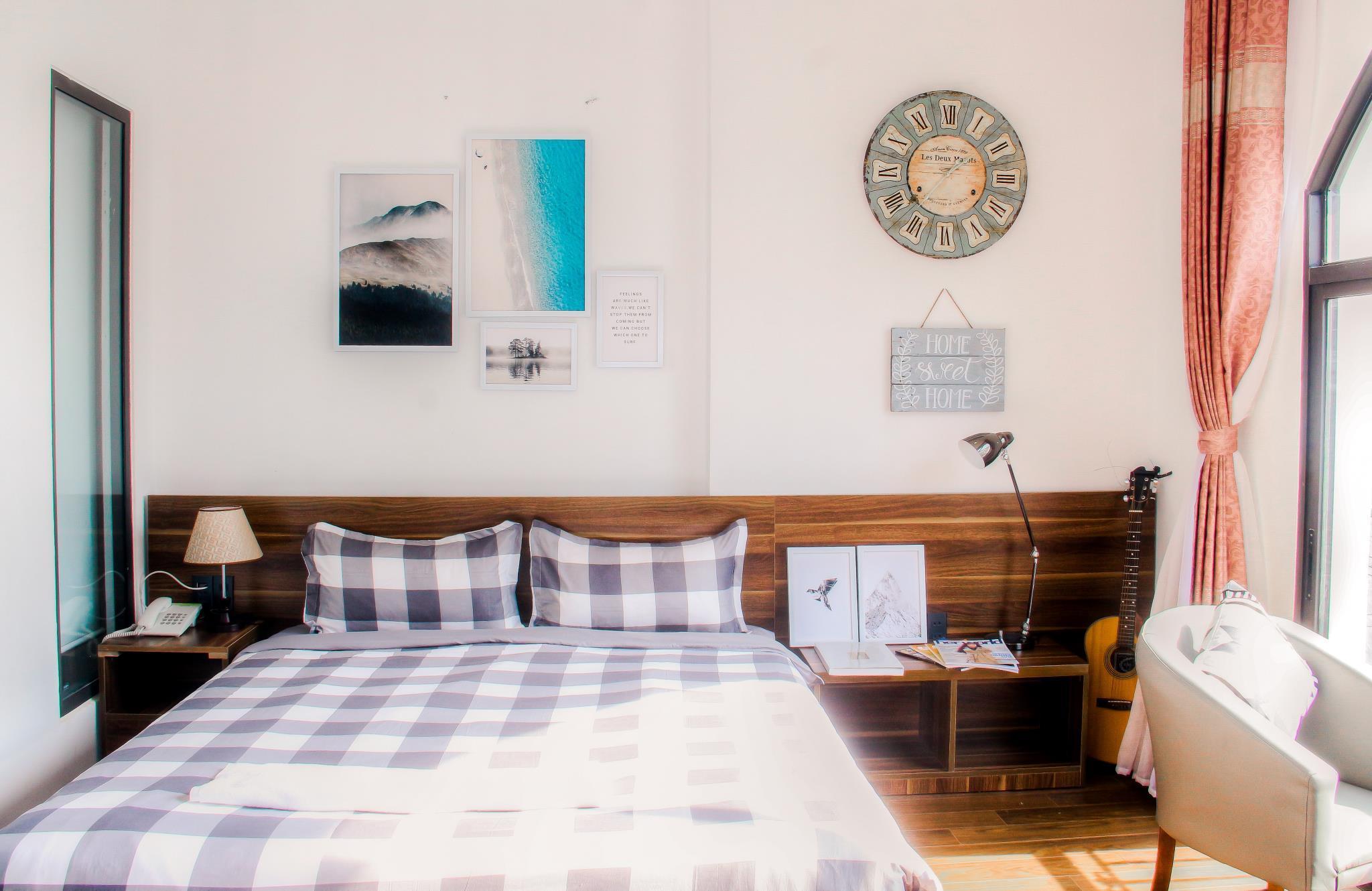 Airy Art Decor Apartment In My Khe Beach