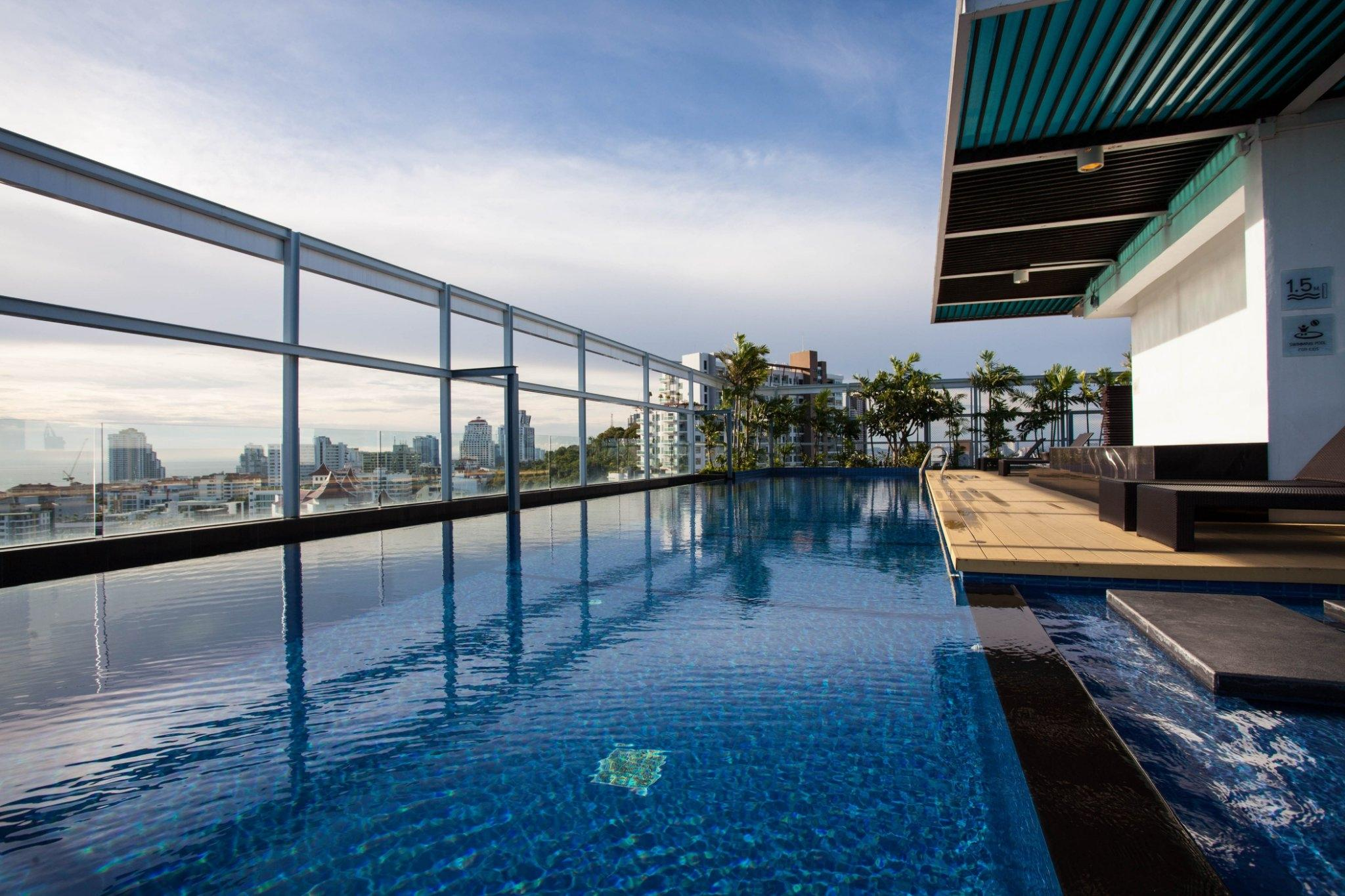 Treetops In South Pattaya  Superior City View