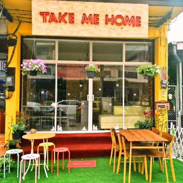 Take me home – Take me home