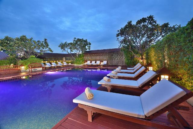 โรงแรมเซ็นเตอร์พอยต์ ประตูน้ำ – Centre Point Pratunam Hotel