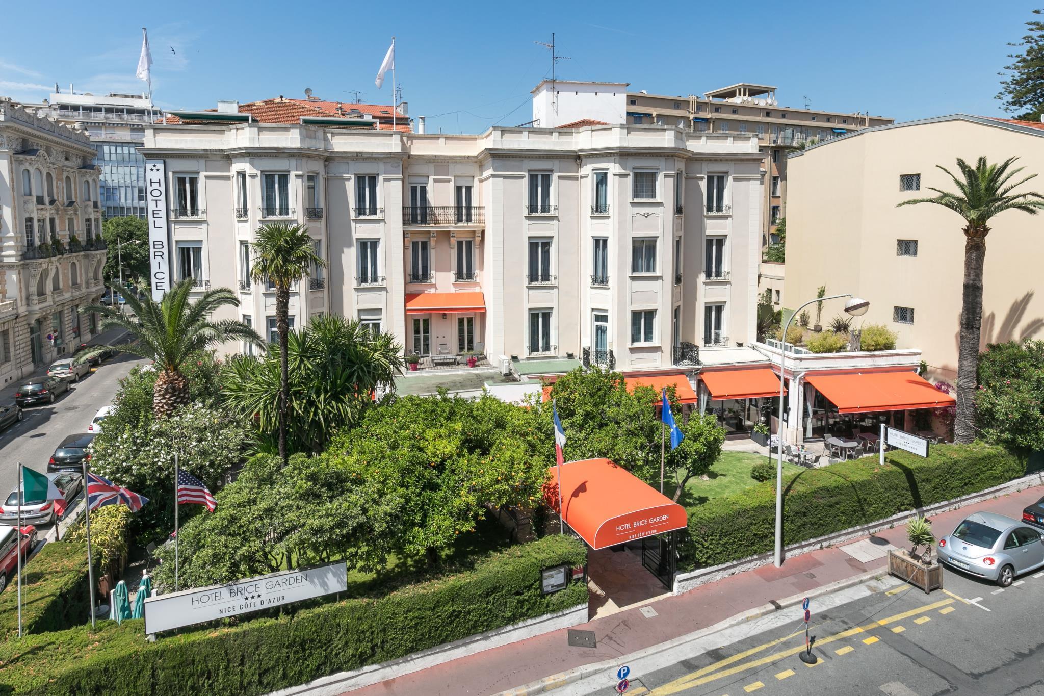 Best Western Plus Hôtel Brice Garden Nice