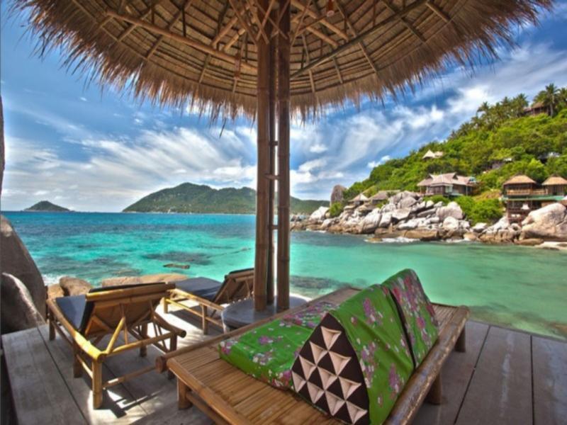 Charm Churee Villa Rustic Resort