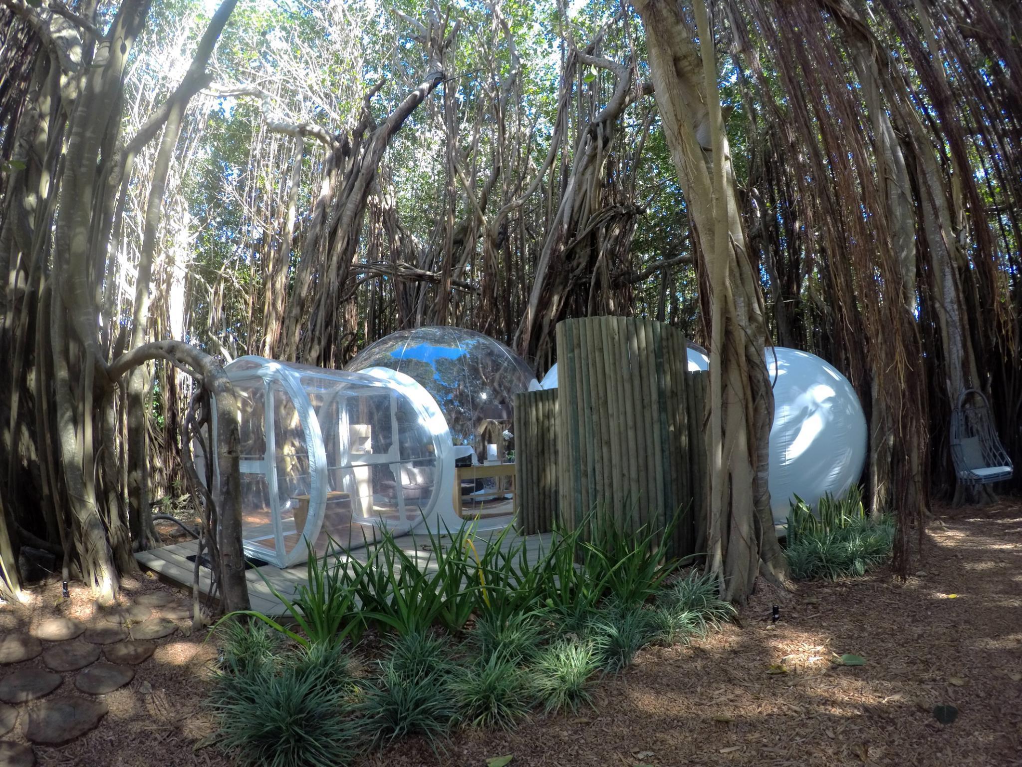 Bubble Lodge Ile Aux Cerfs