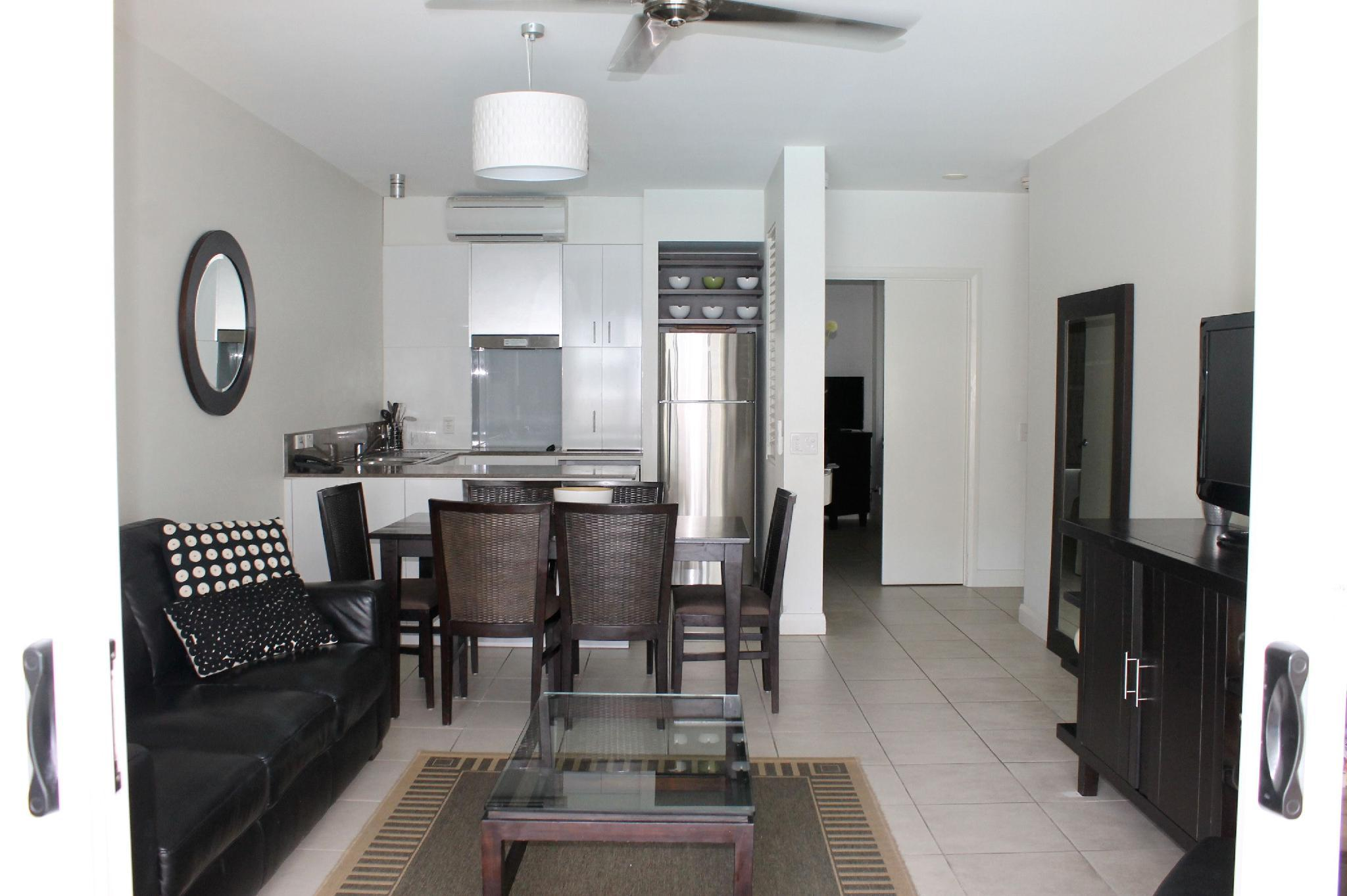 Wattle   1 Bedroom Apartment At The Beach Club