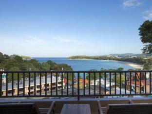 Chanalai Garden Resort, Kata Beach Phuket - Balcón/Terraza
