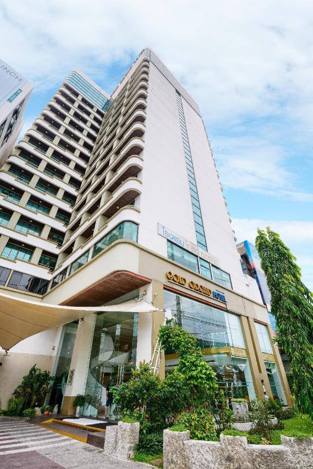 โรงแรมโกลด์ออร์คิด กรุงเทพฯ – Gold Orchid Bangkok Hotel