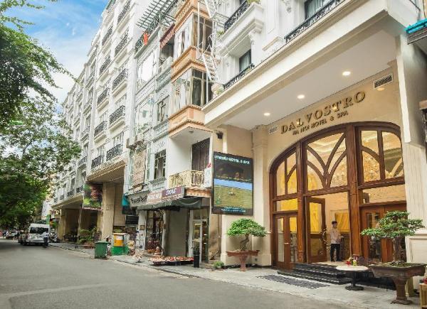 Dal Vostro Hotel & Spa Hanoi