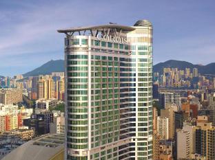 Cordis Hong Kong at Langham Place Honkongas - Viešbučio išorė