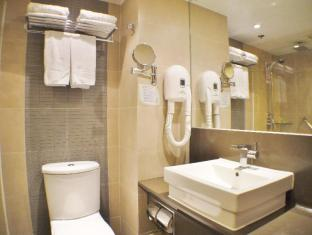 The Cityview Hotel Hongkong - Badezimmer