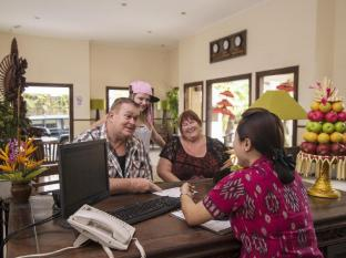 Mentari Sanur Hotel Bali - Check in