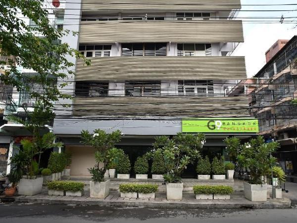 G9 Bangkok Hotel Bangkok