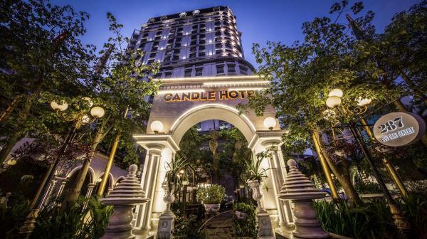 Super Hotel Candle Hanoi