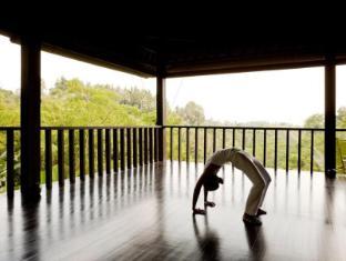 Uma by COMO Ubud Resort Bali - Yoga Pavilion