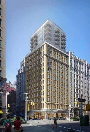 Mondrian Park Avenue New York