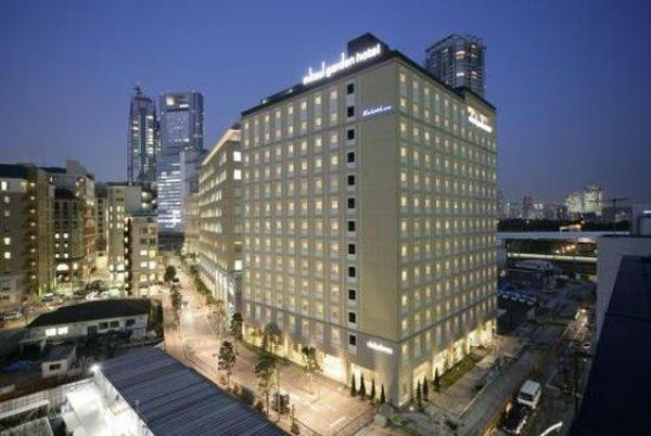 Mitsui Garden Hotel Shiodome Italia-gai Tokyo