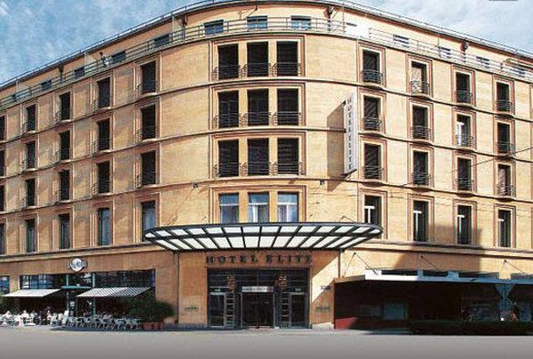 Art Deco Hotel Elite
