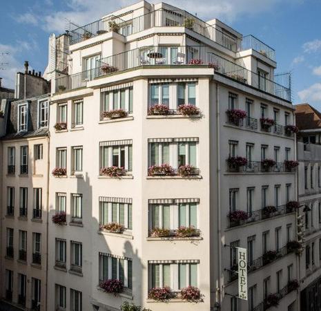 Hotel Du Parc Saint-Severin Paris