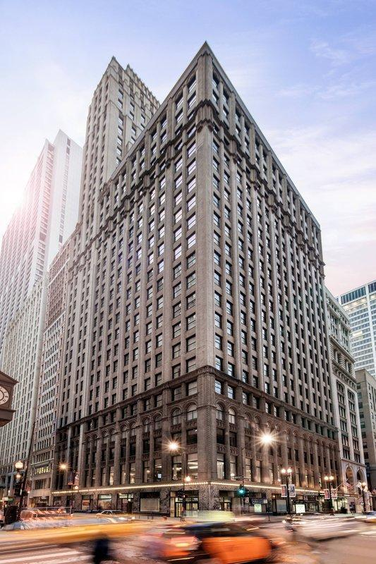 Residence Inn Chicago Downtown Loop