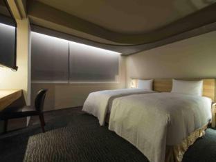 Simple+ Hotel Taipeh - Gästezimmer