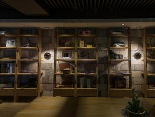 Simple+ Hotel Taipeh - Hotel Innenbereich
