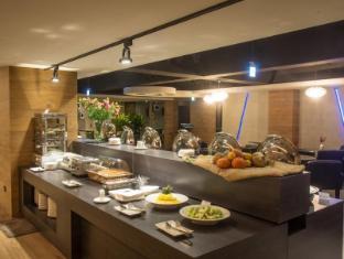 Simple+ Hotel Taipeh - Restaurant