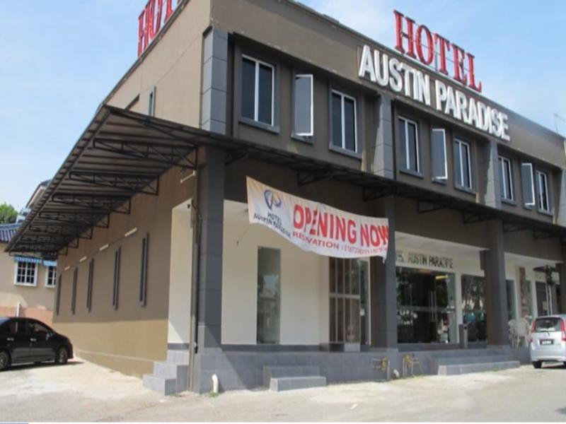 Hotel Austin Paradise   Taman Pulai Utama