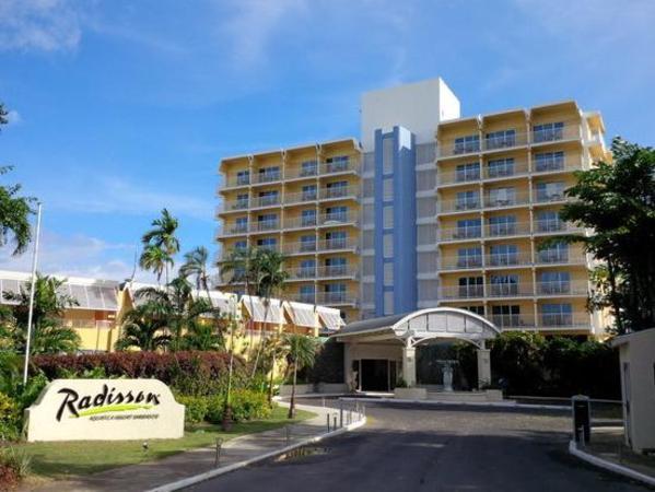 Radisson Aquatica Resort Barbados Garrison