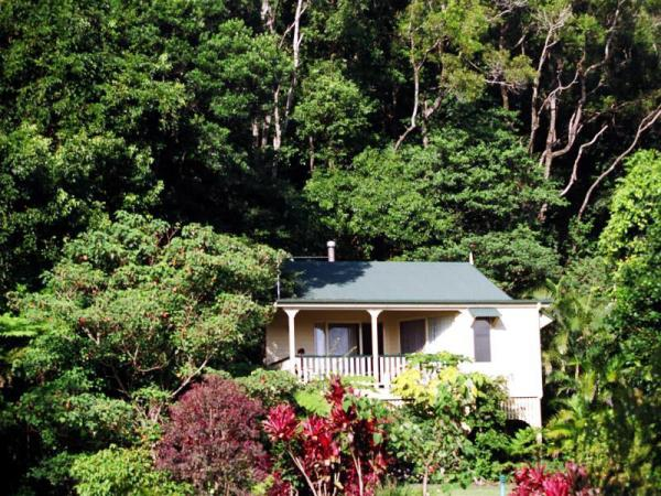 The Falls Montville Rainforest Cottages Sunshine Coast