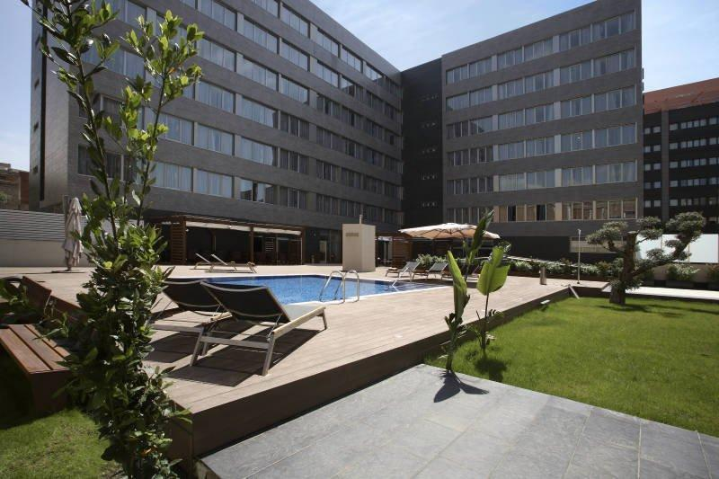 Hotel And Spa Villa Olimpic@ Suites