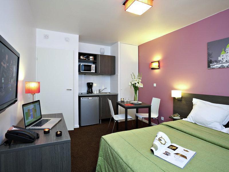 Adagio Access Paris Asnieres Aparthotel