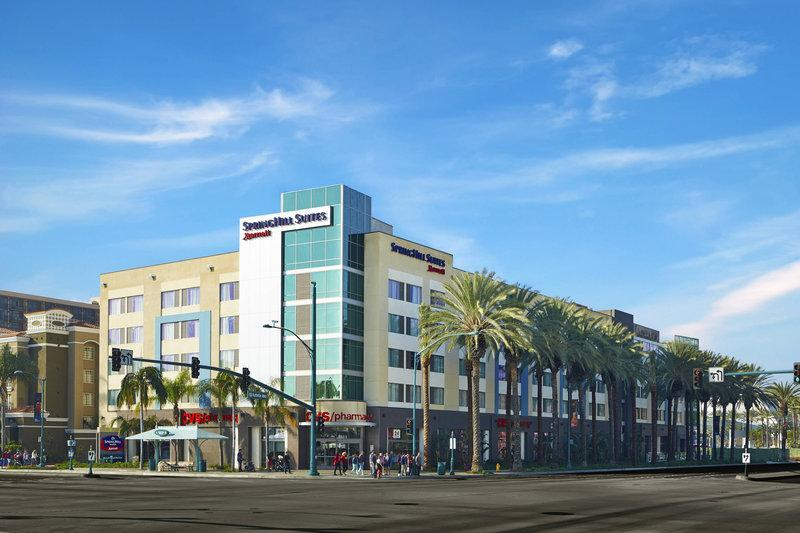 SpringHill Suites At Anaheim Resort Convention Center