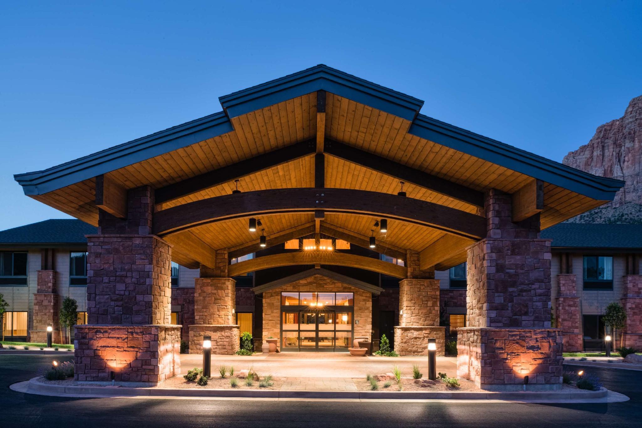 Hampton Inn And Suites Springdale Zion National Park