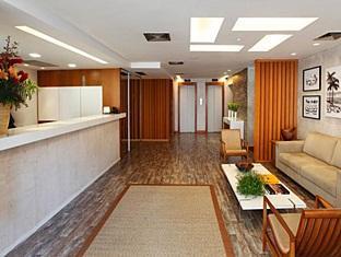 Mar Ipanema Hotel Rio De Janeiro - Reception