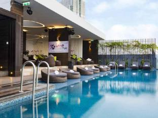 Liberty Central Saigon Riverside Hotel הו צ'י מין סיטי - לובי