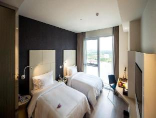 Liberty Central Saigon Riverside Hotel הו צ'י מין סיטי - חדר שינה