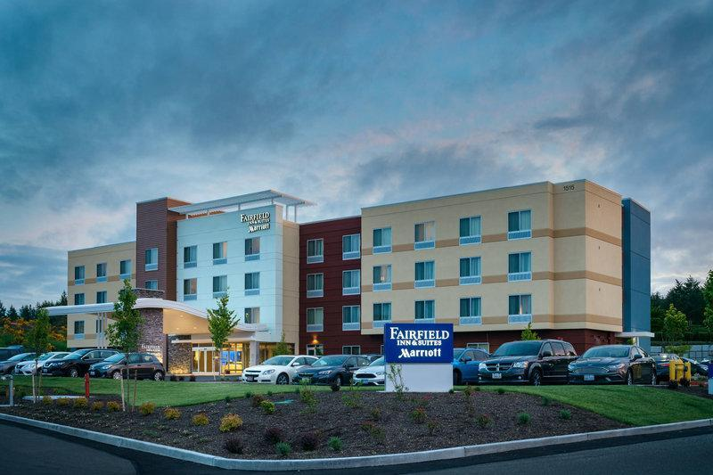 Fairfield Inn And Suites By Marriott Tacoma DuPont