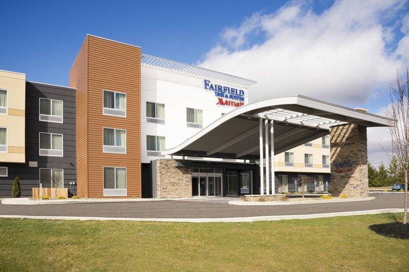 Fairfield Inn And Suites Medina