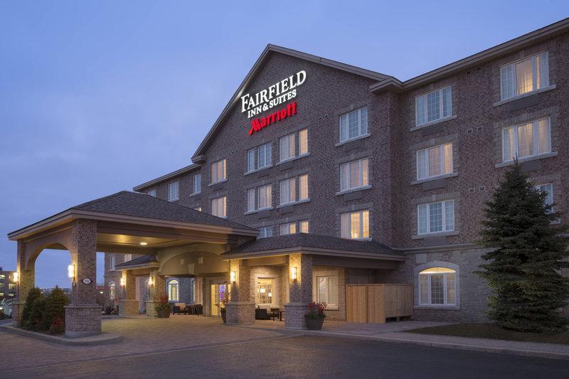 Fairfield Inn And Suites By Marriott Ottawa Kanata