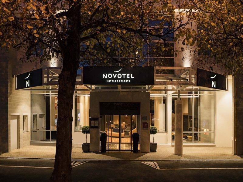 Novotel Chateau De Versailles Hotel