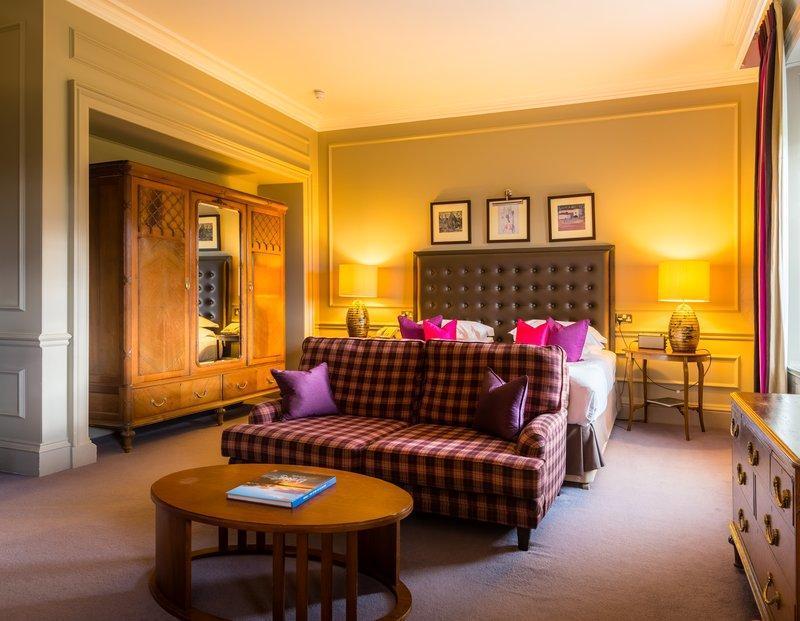 Isle Of Eriska Hotel Spa And Golf