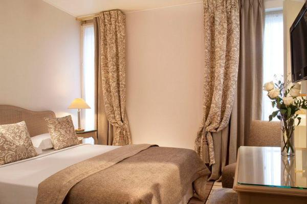 Hotel Champs Elysees Friedland Paris