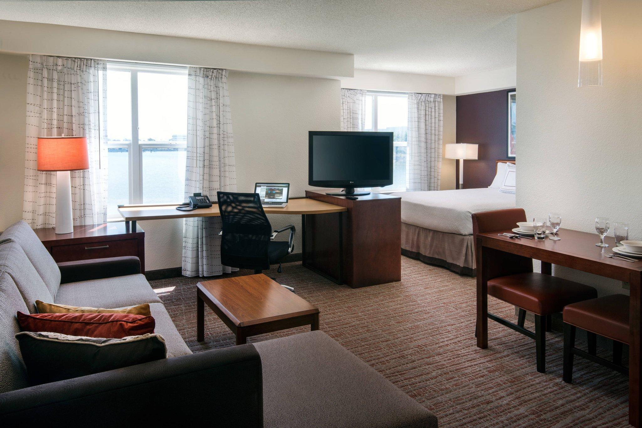 Residence Inn San Francisco Airport Oyster Point Waterfront