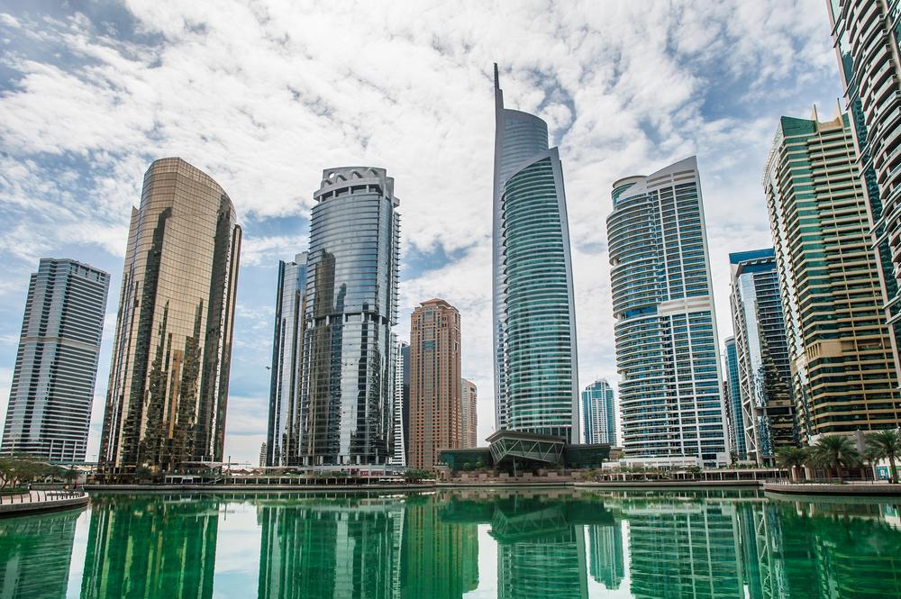 JLT Famous And Tranquil Two Bedroom In Dubai Gate 2
