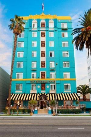 The Georgian Hotel Los Angeles